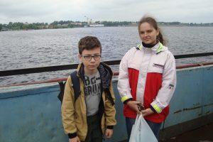 Творческое путешествие по Ярославской области: город Мышкин