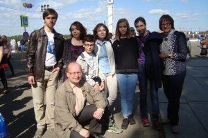 На Празднике поэзии в День города Ярославля: «Парабола» и «Литературные координаты»