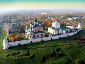 Путешествие по городам Золотого кольца: Переславль-Залесский
