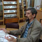 Мастер-класс: поэт и прозаик Владимир Юрьевич Перцев