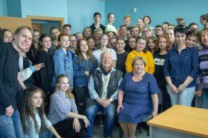 Встреча с Юрием Ивановичем Барышевым