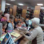 Экскурсия в библиотеку «Дом радостных открытий»