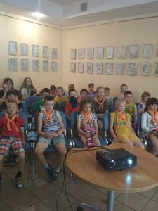 Урок мужества «Пионеры-герои в Великой Отечественной войне»