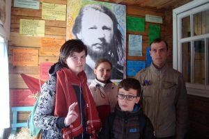 Творческое путешествие по Ярославской области: поселок Борисоглебский