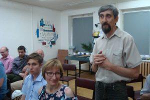 Андрей Тавров Владимир Аристов