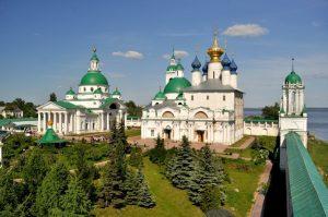 Путешествие по Золотому кольцу. Ростов Великий