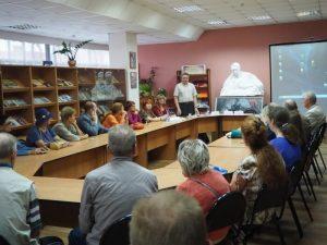 Круглый стол к 100-летию июльских событий 1918 г. в Ярославле