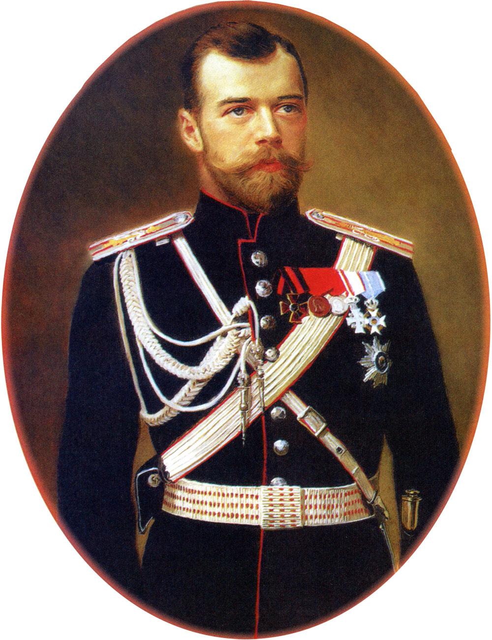 Исторический портрет по книжной выставке «Последний император: правда и вымысел»