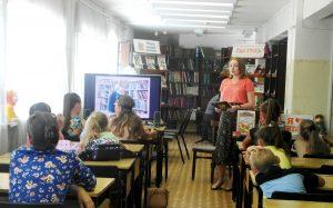 Знатоки литературы в Чеховке