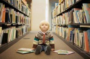 Экскурсия по библиотеке «Дорогая детвора, познакомиться пора»