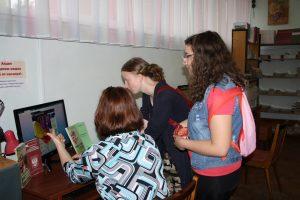 Тематический урок по знакомству с интернет-проектом для несовершеннолетних  «Подросток и закон»