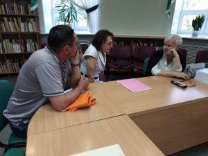 Школе ТСЖ с Бородиной Татьяной Алексеевной