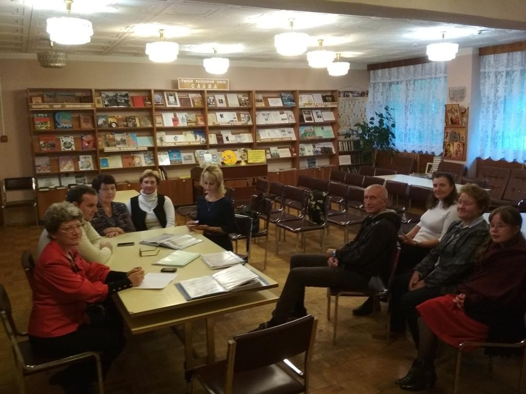 Круглый стол «Социально-экологическая реабилитация реки Дунайки»