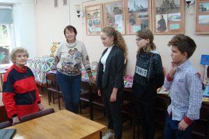 Лоскутное шитье ярославских мастериц / Открытие выставки