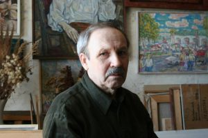 Открытие выставки картин Иосифа Коробейникова «Заволжская тема»