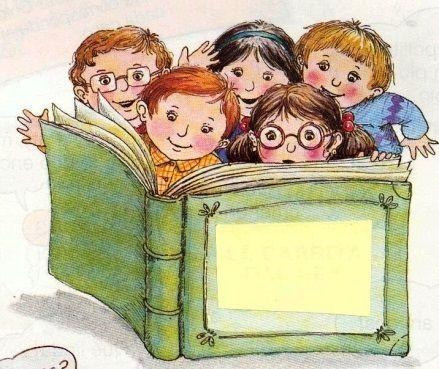 Веселый книжный урок «Будем читать!»