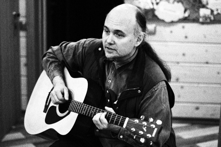 Концерт музыканта из Санкт-Петербурга Игоря Лунева