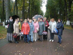Экскурсионная прогулка по набережной реки Волги