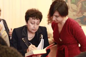 «Литературный четверг», посвящённый творчеству Дины Рубиной