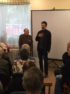 Выставка картин и фотографий Иосифа Дмитриевича Коробейникова «Заволжская тема»