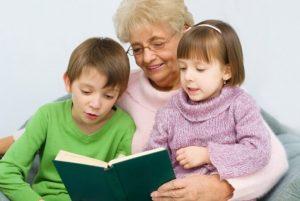 День семейного чтения: «Бабушка любимая моя…»