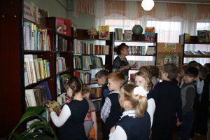 Отчет о мероприятиях за октябрь библиотеки-филиала №15 им. М. С. Петровых