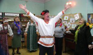 Мелодекламация «Русские поэты – для русского народа»