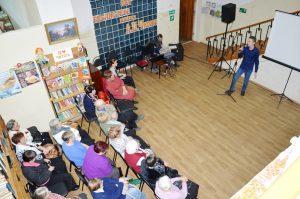Литературно-музыкальная программа «Россия – священная наша держава»