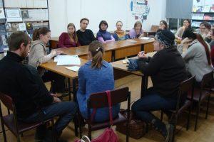 Встреча волонтёров Новогодней акции: Порадуем одиноких бабушек и дедушек