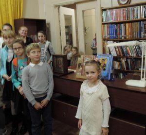 Духовный час «…И будет вечно жить Россия под звон колоколов»