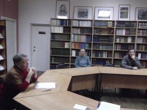 Лекция «Ярославские служилые татары»