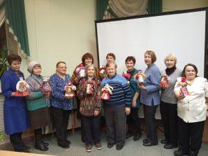 Мастер-класс по созданию русской народной обрядовой куклы «Коляда»
