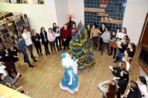 91-я елка Деда Мороза Валерия Смирнова