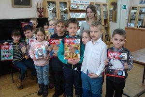 События Юношеской библиотеки-филиала №10 имени Н.А.Некрасова в марте 2019 года