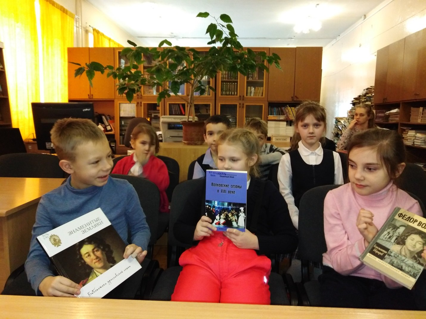События библиотеки-филиала № 11 имени Г. С. Лебедева в марте 2019 года