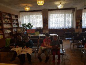 Литературный праздник «Жил у бабушки Баюн: читаем на ночь всей семьей»