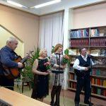 Концертная программа дуэта «Резонанс»