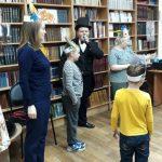 «Весь мир – театр», Библионочь-2019 в Лермонтовке