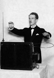 «Терменвокс: 100 лет музыке из воздуха», лекция-концерт Петра Термена