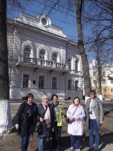 Библиотекари из Карелии в гостях у ярославских коллег