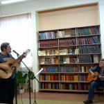«Авторская песня: от… и до…», концертная программа