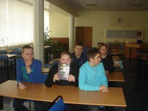 События Библиотеки-филиал № 6 имени Л. Н. Трефолева за апрель