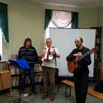 «Три города — три автора», концертная программа
