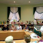 «Я люблю тебя, жизнь!», встреча клуба ветеранов «Задоринка»