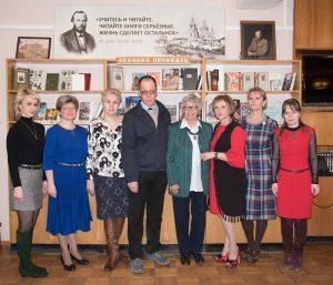 «Из Петербурга в Ярославль», встреча с Ларисой Дмитриевной Лениной