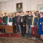 «Из Петербурга в Ярославль», встреча с Ларисой Лениной