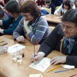 «Кофеграфия как искусство», мастер-класс московской художницы Юлии Латте
