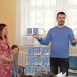 «Радуга строк», презентация литературного сборника