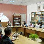 «Залетел мне в душу светлячок», презентация сборника стихов Вероники Щелкачевой