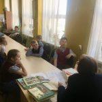 Отчёт о мероприятиях за апрель Библиотеки-филиала № 1